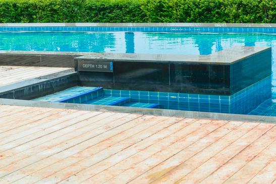 Deck cleaningmy blog my blog for Pressure clean pools